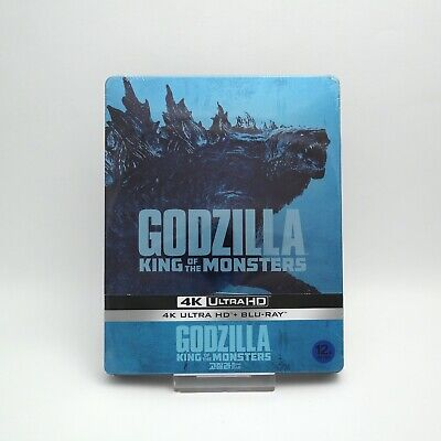 Godzilla: King Of The Monsters - 4K UHD + Blu-ray Steelbook (2019)