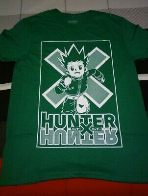 Loot Crate Exclusive Hunter X Anime T-Shirt Medium *New