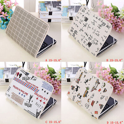 Notebook laptop sleeve bag cotton pouch case cover for 14 /15.6 /15 inch laptoBF