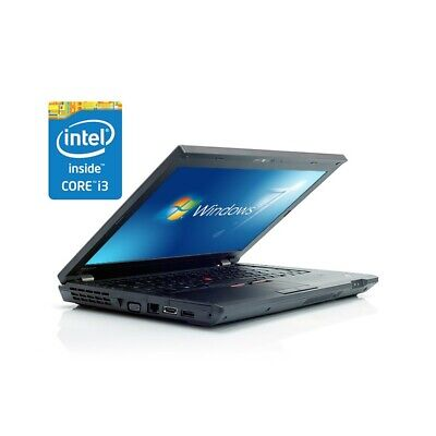 "COMPUTER PORTATILE NOTEBOOK PC LENOVO L420 i3 2310M 14"" WIN 7 PRO 4GB 160GB-"