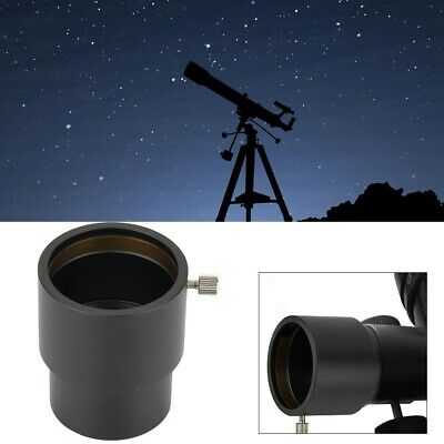2'' 40mm Telescope Eyepiece Extension Tube Adapter for Astronomical Telescopes