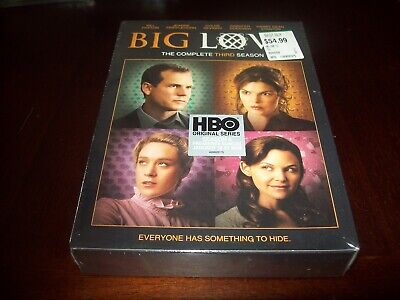 Big Love The Complete Third Season (DVD) HBO Series........NEW & FACTORY SEALED!