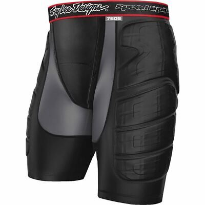 Black Sz L Troy Lee Designs 7605 Youth Protection Shorts