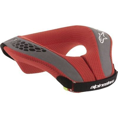 Alpinestars Sequence Youth Neck Brace - Blk/Red, All Sizes