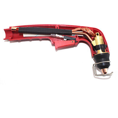 Handle Red Cutting Torch Metal Central Connector Plasma S45 Head Air Cooled