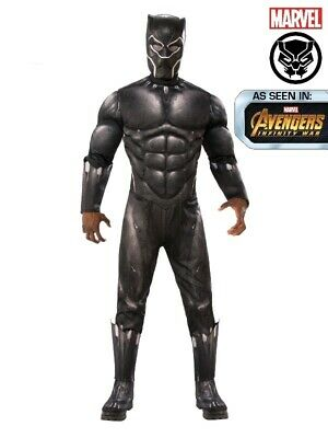 Black Panther Deluxe Adult Costume Rubies