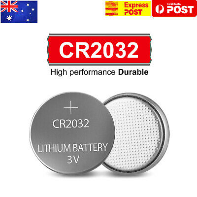 25X Cr2032 3V Lithium Cell Battery 5004Lc 2032 Br2032 Button Batteries