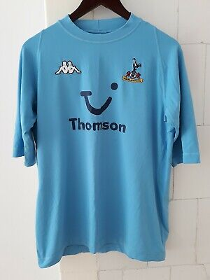 Tottenham Hotspur 2003-04 Away Vintage Retro Football Shirt - XL Extra Large