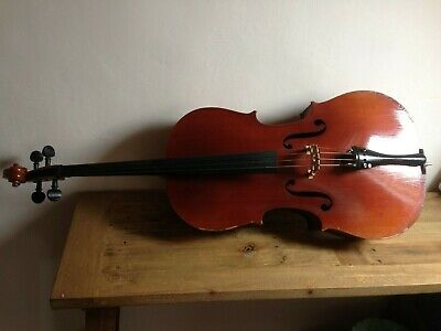 Cello Student 3/4 size with padded case