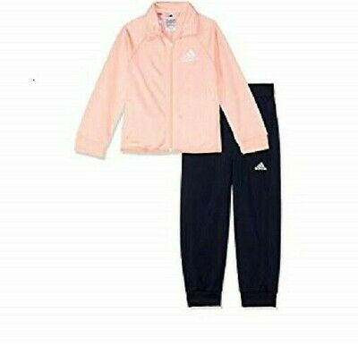 girls adidas tracksuit YG S entry running gym casual jacket pants