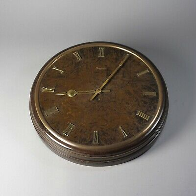 Art Deco Wall Clock Junghans Bakelite Wall Clock 1.RÖ