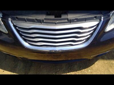 200       2011 Seat Track, Front 323123