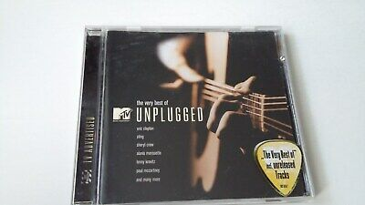 MTV unplugged-The very best of 2002 Eric Clapton, Alanis Mori. CD