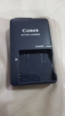 Genuine Original Canon CB-2LVE G Battery Charger for NB-4L Battery used untested