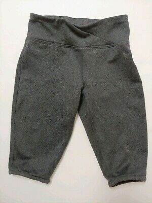Girls Size 4 5 Extra Small DANSKIN NOW Capris Athletic Exercise Pants