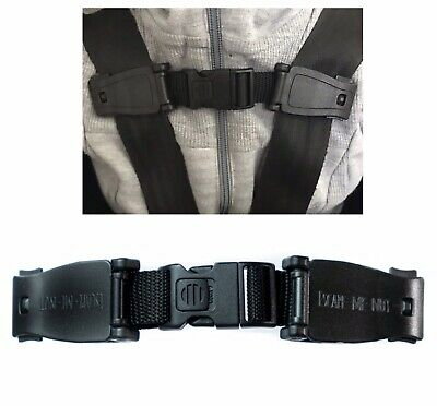 Car Safety Seat Houdini Strap Anti Escape Chest Clip Buggy Harness With A Lock