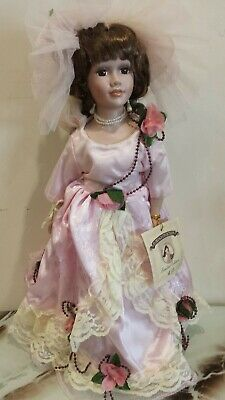 Florence Collection Porcelain dolls( 43cm height