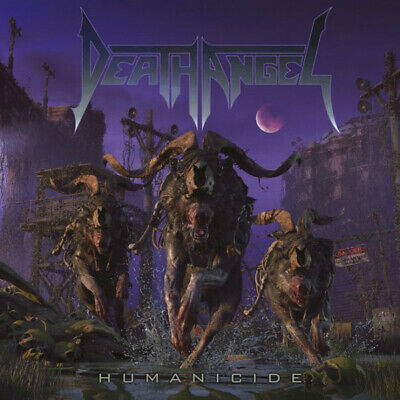 CD Death Angel – Humanicide (2019) new release * Fast FREE Shipping