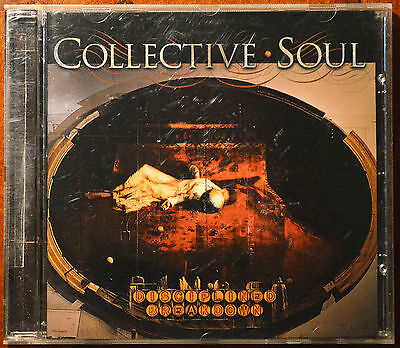 Disciplined Breakdown by Collective Soul [Canada - Atlantic/Club - 1997] - MINT