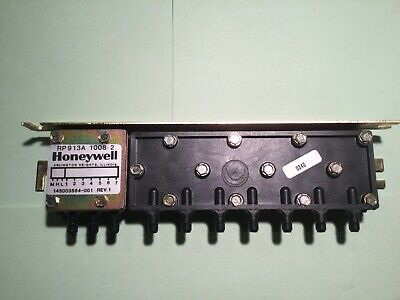 Honeywell Load Analyzer Relay RP913A 1008 2
