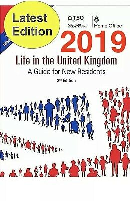 LIFE IN THE UK A Guide for New Residents 3Edition, 2019, DIGITAL VERSION