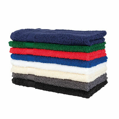 Pack of 1x 4x 12x Premium Cotton Face Towels Cloth Flannels Sports Golf Gym