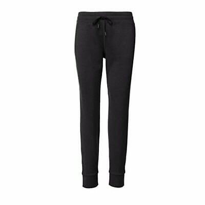 32 DEGREES Womens Fleece Tech Joggers, Marl Ht Black, Variety size