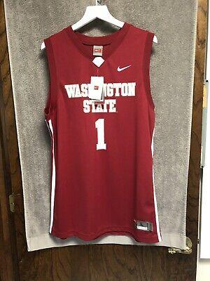 official photos 67deb 471d2 WASHINGTON STATE COUGARS Nike DRI-FIT Performance Polo New ...