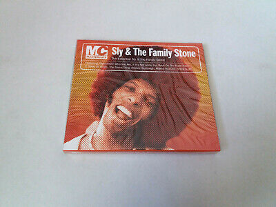 "Sly & The Family Stone ""The Essential"" Cd 12 Tracks Precintado Sealed"