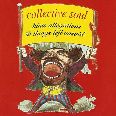 Hints, Allegations & Things Left Unsaid by Collective Soul (CD, Mar-1994,...