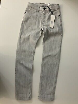 little marc jacobs NEW grey Skinny Stretch Jeans Age 8 Years Bnwts
