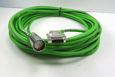 Beckhoff ZK4510-0020-0150 AX5000 Encoder Cable Dynamic 15 M