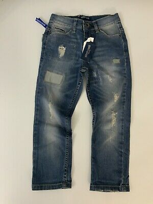 roberto cavalli NEW boys Jeans Size 4 Years Bnwts  Rrp £115 Distreesed ripped