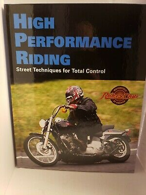 Riders club Hardcover Book.  High Performance Riding. Pre-owned.  2008