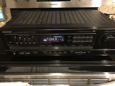 PIONEER SX-1900 5-BAND Equalizer Advanced Receiver Amplifier Tuner