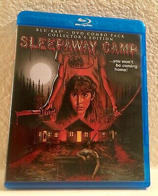 SLEEPAWAY CAMP (COLLECTOR'S Edition) [New Blu-ray] With DVD - $21 96