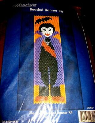 """""""The Count""""  Beaded Banner Kit"""