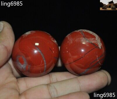 4 cm China Agate Handball Massage Health Care Ball Health Exersice Stress Relief