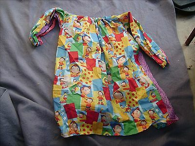 Noddy     Art Smock       26Inch / 67Cm Long Prep To Grade 6