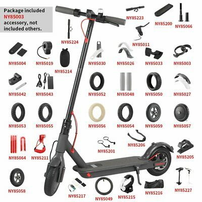For Xiaomi Mijia M365 Electric Scooter Repair Spare Parts Replace Accessoires FR