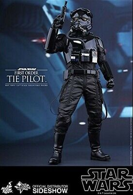 Star Wars MMS324 First Order Tie Pilot 1:6 Scale Sideshow