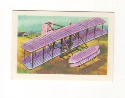 Australia Aviation Card. The Wright Brothers - 1903