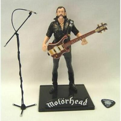 """Toynk Exclusive Motorhead Lemmy Exclusive Collector's Edition 7"""" Icon Figure"""