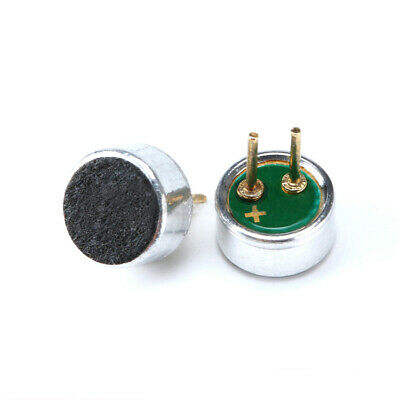 4.5x2.2mm Electret Condenser Microphone Capacitor Pickup Omnidirectionality Mic