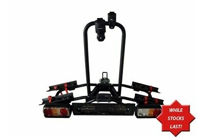 M-Way Seagull tilting 2 bike towball cycle carrier BC3002