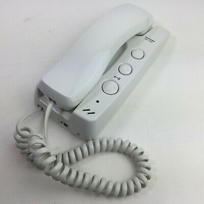 Aiphone DA-1MD Door Entry Intercom Handset Station Two-Wire Electric Lock Phone