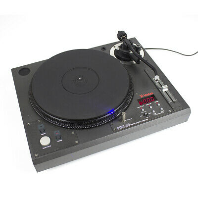 Vestax PDX-D3 Direct Drive DJ Turntable Made In Japan