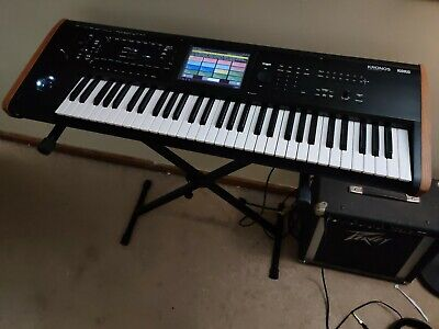 KORG KRONOS 2 / 8 88 Key keyboard GOLD Edition / GD 3 12 //ARMENS