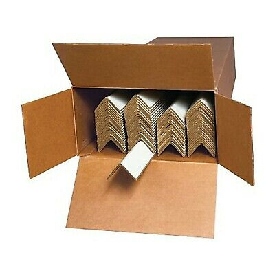 Recycled Edge Protectors for Pallets 2x2x39 (25 Per Case)