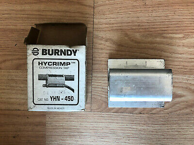 Burndy Hycrimp Yhn-450 ***Lot Of 6***